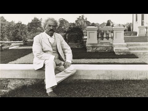 A Mark Twain Folktale at the Library of Congress