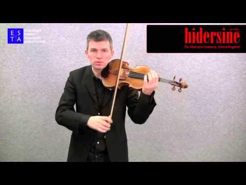 Violin Technique - Vibrato