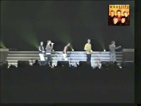 Westlife - Live in Jakarta Fool Again 06 of 10