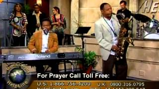 "Kirk Whalum, Top Jazz Saxophonist and Songwriter, Performs ""Falling in Love with Jesus"""