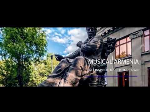 AGBU Musical Armenia Program - Get Inspired. Make it your own.