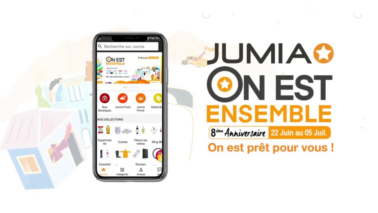 On est ensemble - Jumia Anniversaire2