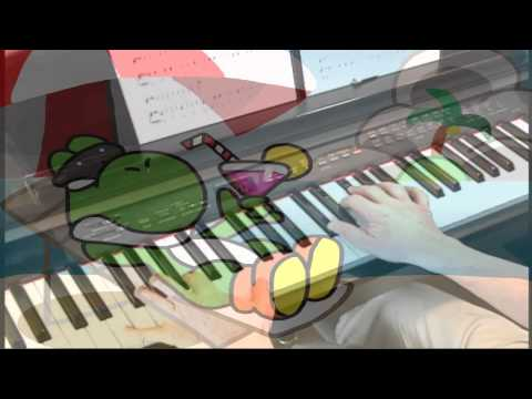 In the Summertime -- Mungo Jerry - Piano