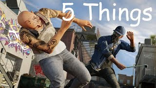 5 Things You Should Try Before Entering Restricted Areas [Watch Dogs 2]