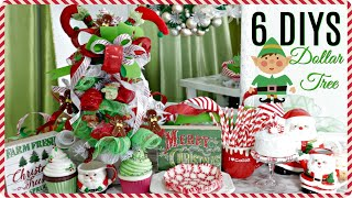 🎄6 DIY DOLLAR TREE CHRISTMAS DECOR CRAFTS 2019🎄VINTAGE