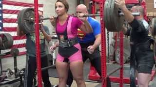 MONSTERETTES-  Powerlifting women of MONSTER GARAGE GYM