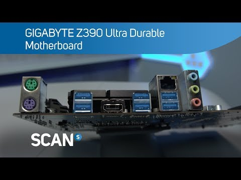 Gigabyte Z390 UD Motherboard - Product Overview
