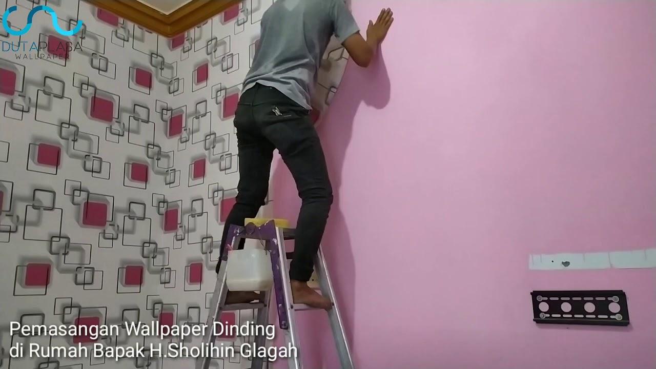Diskon 08133 4646 976 0856 466 966 59 Pemasangan Jual Wallpaper Dinding Keroppi Medan Youtube