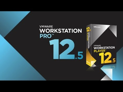 Download and Installation New Latest Version VMware Workstation 12 5(2016)  on Windows 10