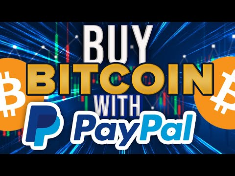 How To Buy Bitcoin With PayPal (EASIEST WAY)