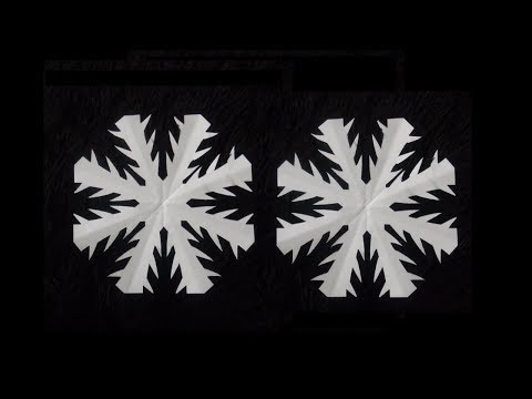 DIY: Paper Snowflake