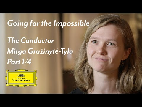 Mirga Gražinytė-Tyla – Going for the impossible: The Conductor Mirga Gražinytė-Tyla (part 1/4)
