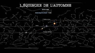 Equinoxe d'automne 2017