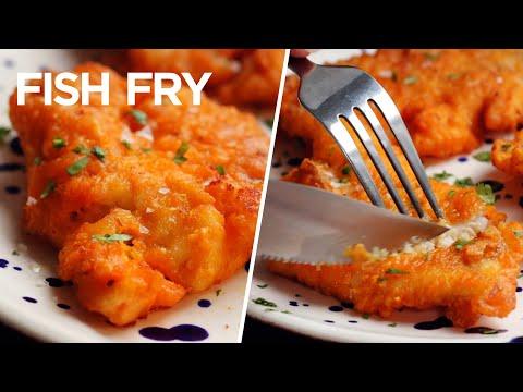 Delicious Fish Fry Recipe!