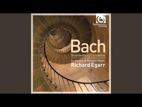 Concerto No.4 in G Major, BWV 1049: I. Allegro