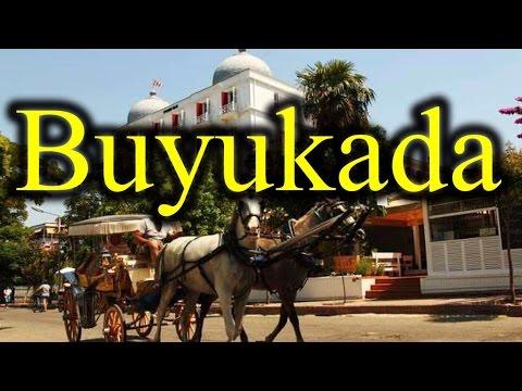 My Amazing Journey of Buyukada (Big Island)