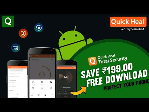 [FREE] Download Quick Heal Total Security For Free   Make Your Phone Faster   Hindi   PhantomDLX