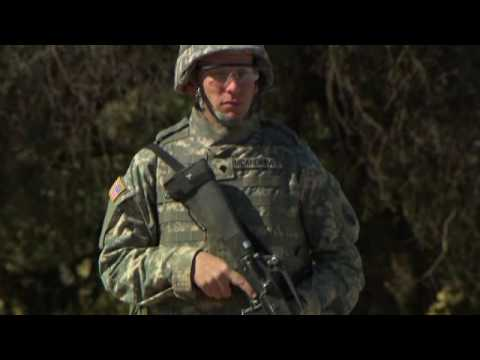 Army MOS 35G Geospatial Intelligence Imagery Analyst