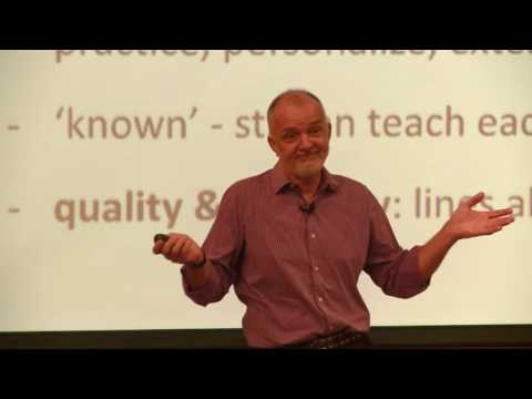 Paul Seligson - IATEFL Chile XIV International Conference - 22 July, 2016