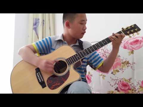(Tommy Emmanuel) Classical Gas - Liu Jiazhuo