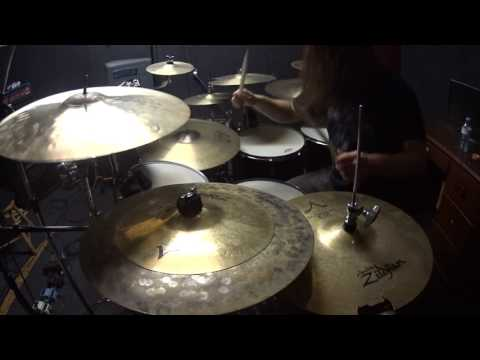 Billy Talent - Cut the Curtains - Drum Cover - SmashKAB