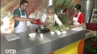 Завтрак на скорость: соус из стручковой фасоли (26.08.15)
