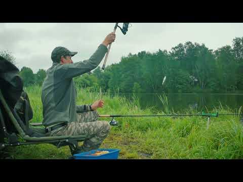 Рыбалка на Фидер 2019,Проспал свое МЕСТО, Сел с краю