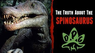 The Truth About The Spinosaurus Illegal Creation Revealed By The Dinosaur Protection Group!