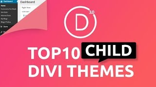 Top 10 Divi Child Themes For Wordpress