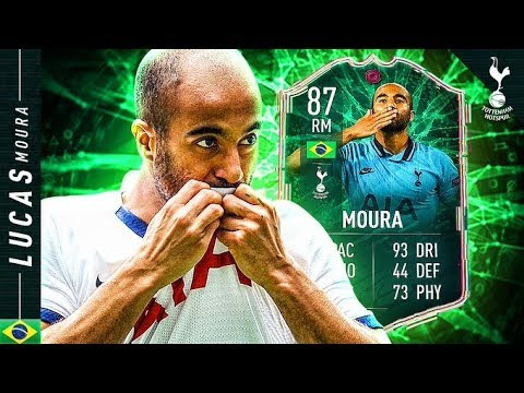 YOU NEED TO WATCH THIS!!! 87 SHAPESHIFTERS LUCAS MOURA REVIEW!! FIFA 20 Ultimate Team