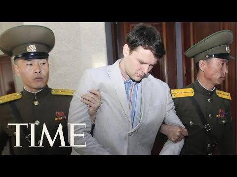 North Korea Releases Jailed American Student Otto Warmbier Who Has Been In A Coma For A Year | TIME