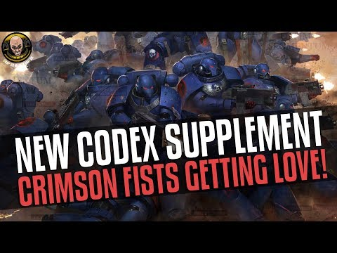 New Crimson Fists rules, Kroot coming to Kill Team and Vostroyans returning! GLORIOUS!