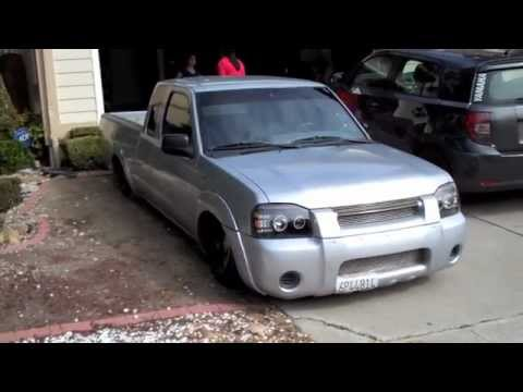 Nissan Frontier Crew Cab >> Nissan frontier bagged - YouTube