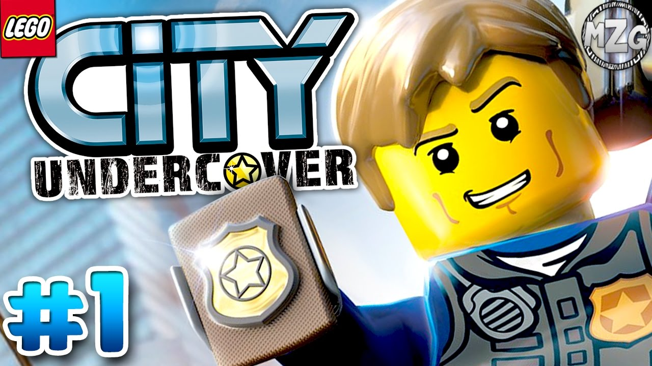 Chase mccain is on the case lego city undercover ps4 for Case lego city