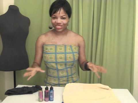 DIY Project:How To Update Old Clothes For Under $5 (www ...