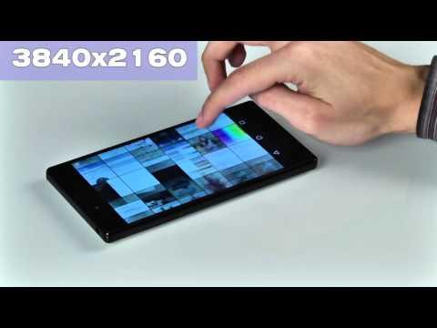 Sony Xperia Z5 Premium: миф о 4К