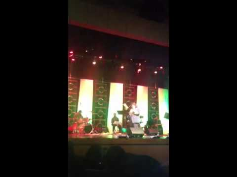 Bappi Lahri live in Boston -2012