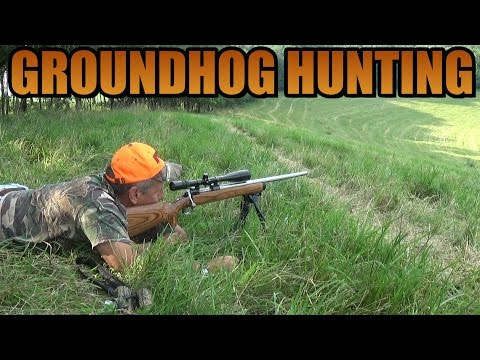 Groundhog Hunting 2015 - Walt