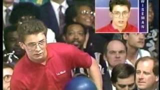 1990 Fair Lanes Open - Danny Wiseman vs. Don Moser - Part 1