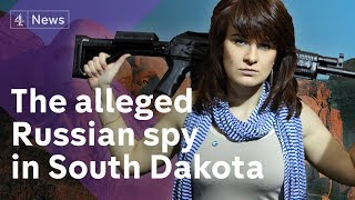 Maria Butina: alleged Russian spy appears to reach plea deal