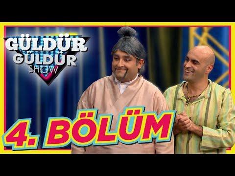 Güldür Güldür Show 4. Bölüm Tek Parça Full HD