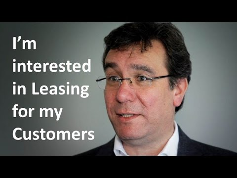 I'm Interested in Leasing for my Customers