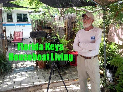 Houseboat Living with MJ Hudson in Islamorada - Florida Keys 2.0