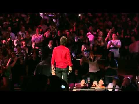 Bon Jovi - Bed Of Roses - FULL HD live madison square garden