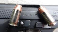 Speer Gold Dot .380 ACP 90 gr Ammo Test