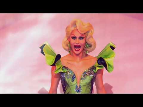 Trinity Taylor Runway Looks || RuPaul's Drag Race Season 9