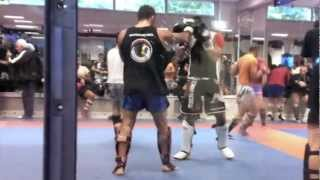 sparring muay thai ,pancration,chakuriki, Holland !!