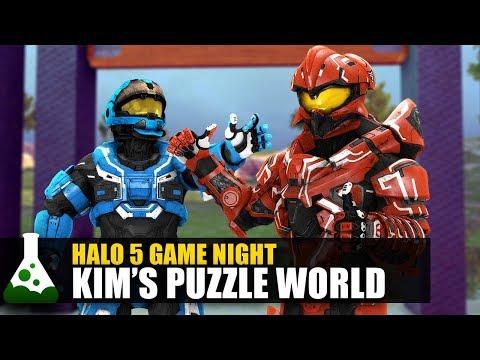 Puzzle World - Halo 5 Puzzle Map