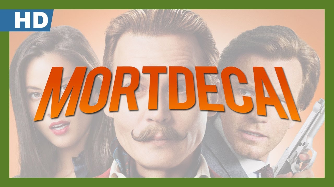 Mortdecai (2015) Trailer