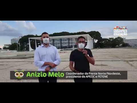 PLANTÃO DA EDUCAÇÃO EM BRASÍLIA